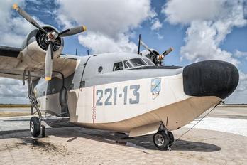 AN.1B-13 - Spain - Air Force Grumman HU-16B Albatross
