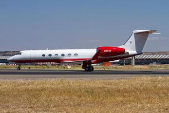 N833E - Private Gulfstream Aerospace G-V, G-V-SP, G500, G550