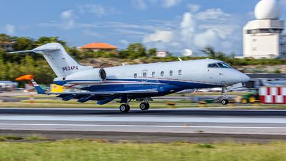 N524FX - FlexJet Bombardier BD-100 Challenger 300 series