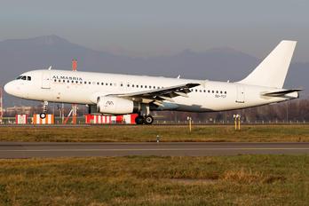 SU-TCF - Al Masria Airbus A320