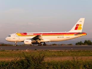 EC-HTB - Iberia Airbus A320