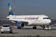 SP-HAE - Small Planet Airlines Airbus A320 aircraft