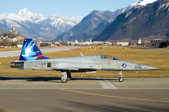 J-3038 - Switzerland - Air Force Northrop F-5E Tiger II