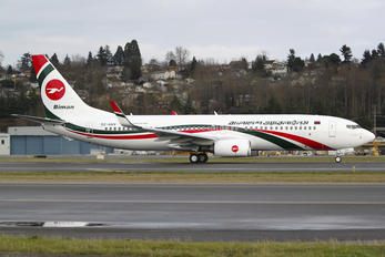 S2-AHV - Biman Bangladesh Boeing 737-800