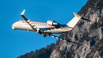9H-ILA - Vistajet Bombardier CRJ-200LR aircraft