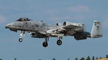 81-0656 - USA - Air Force Fairchild A-10 Thunderbolt II (all models) aircraft
