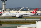 TC-JJL - Turkish Airlines Boeing 777-300ER aircraft