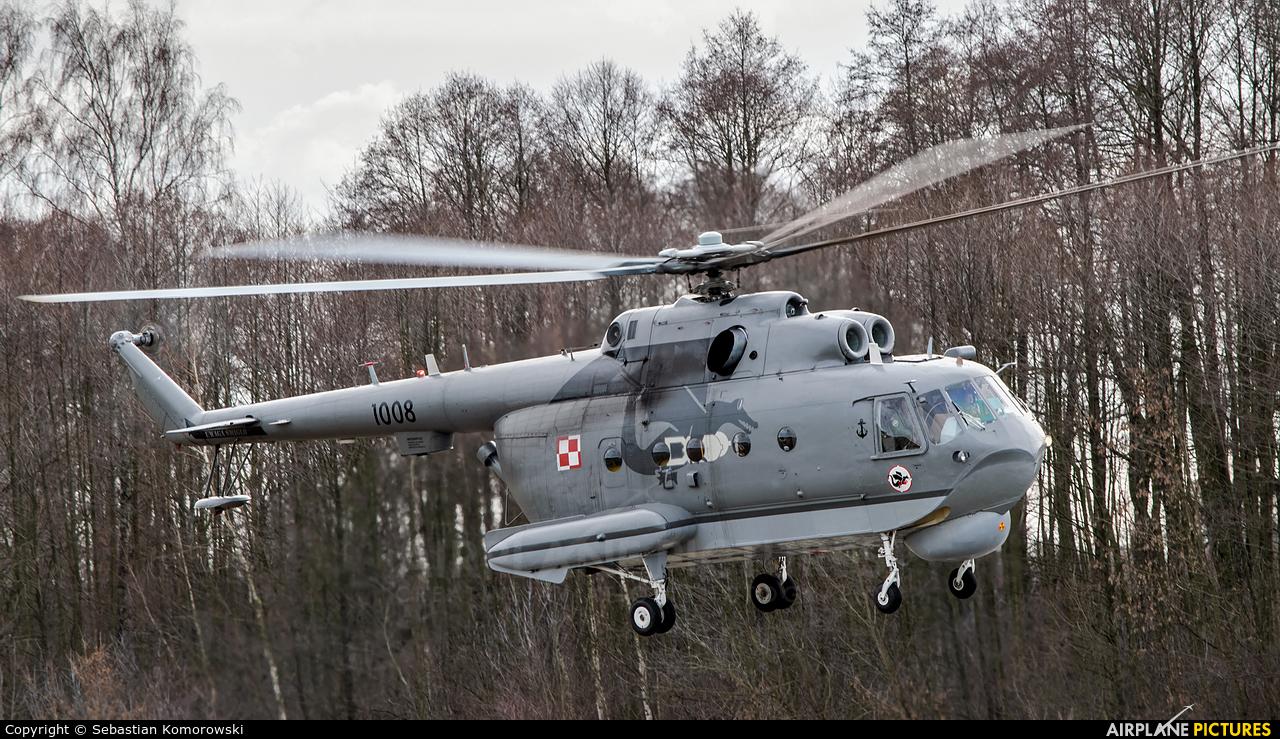 Poland - Navy 1008 aircraft at Łódź - Lublinek