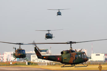 41835 - Japan - Ground Self Defense Force Fuji UH-1J