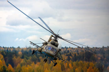 54 - Russia - Air Force Mil Mi-8AMT