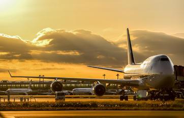 VH-OEF - QANTAS Boeing 747-400ER