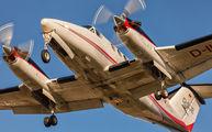 D-IICE - Euro Link GmbH Beechcraft 200 King Air aircraft
