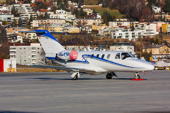 OE-FMI - ABC Bedarfsflug Cessna 525 CitationJet