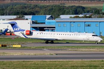 OY-KFK - SAS - Scandinavian Airlines Canadair CL-600 CRJ-900