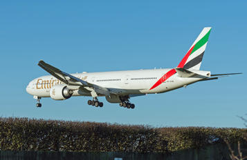 A6-ENB - Emirates Airlines Boeing 777-300ER