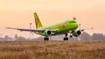VP-BHF - S7 Airlines Airbus A319 aircraft