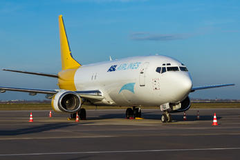 HA-FAX - ASL Airlines Boeing 737-400F