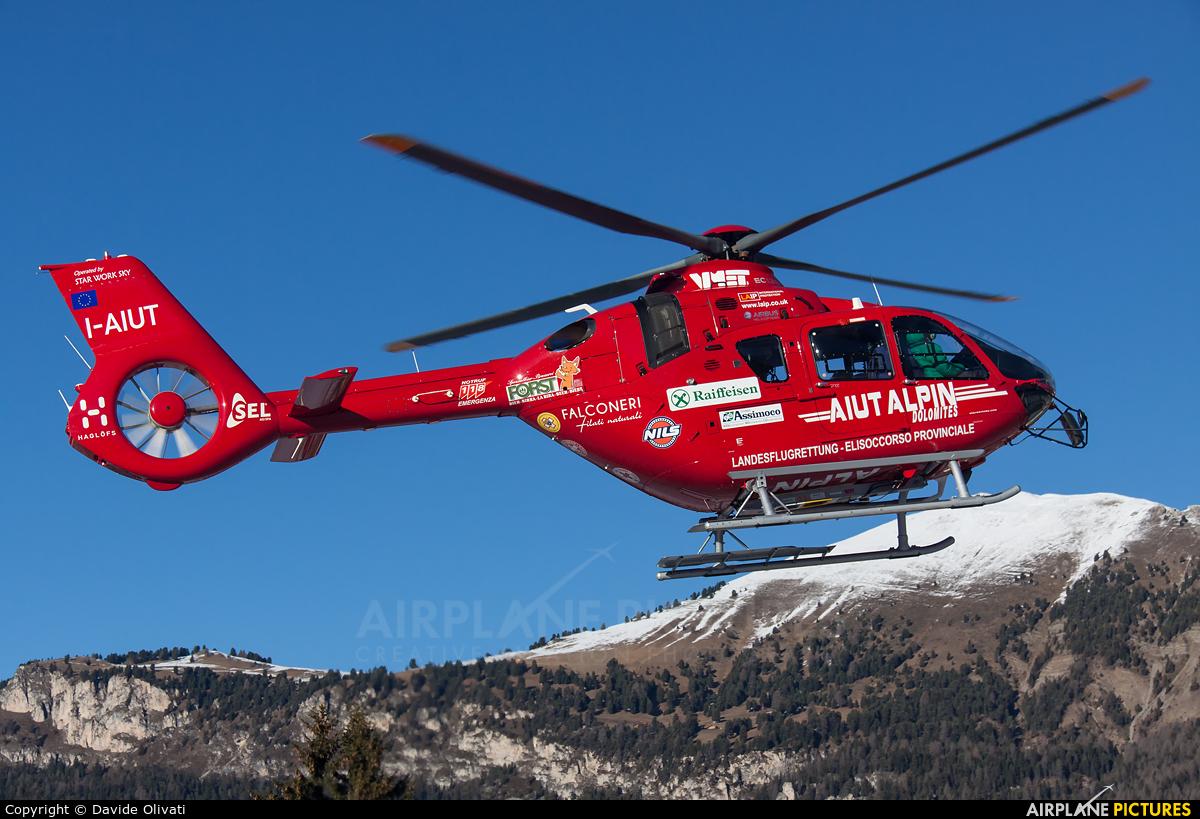 Aiut Alpin Dolomites I-AIUT aircraft at Off Airport - Italy