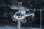 I-OETE - Elikos Aerospatiale AS350 Ecureuil / Squirrel aircraft