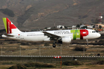 CS-TNT - TAP Portugal Airbus A320