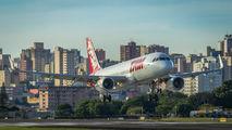 PR-MYZ - TAM Airbus A320 aircraft