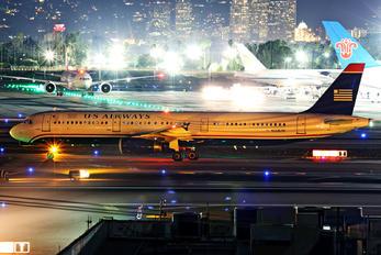 N558UW - US Airways Airbus A321