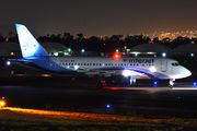 XA-JLG - Interjet Sukhoi Superjet 100 aircraft