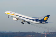 VT-JWS - Jet Airways Airbus A330-300 aircraft