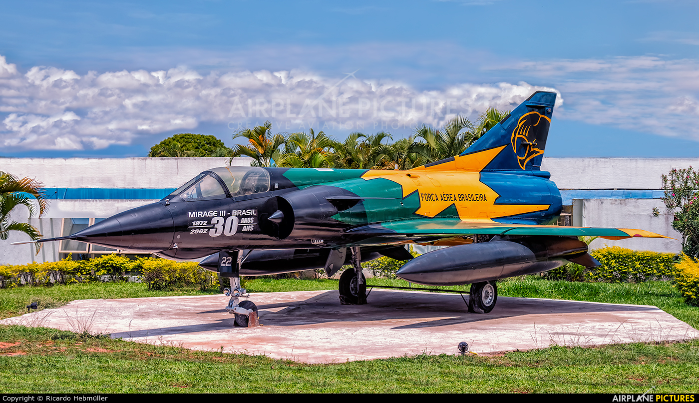 Brazil - Air Force 4922 aircraft at Brasília - Presidente Juscelino Kubitschek Intl