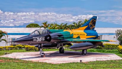 4922 - Brazil - Air Force Dassault Mirage III F-103E