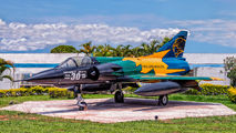 4922 - Brazil - Air Force Dassault Mirage III F-103E aircraft