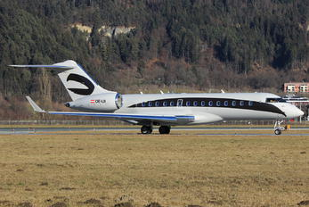 OE-LII - Avcon Jet Bombardier BD-700 Global 6000