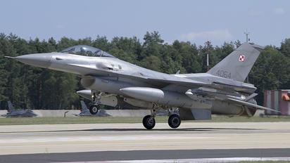 4064 - Poland - Air Force Lockheed Martin F-16C Jastrząb