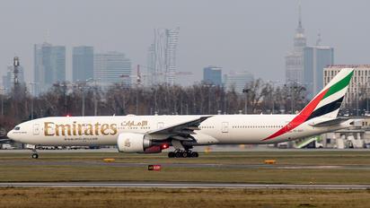 A6-EGT - Emirates Airlines Boeing 777-300ER
