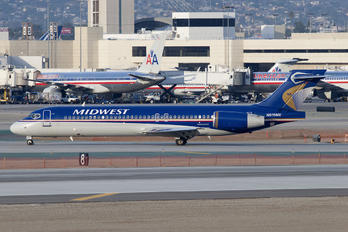 N919ME - Midwest Airlines Boeing 717