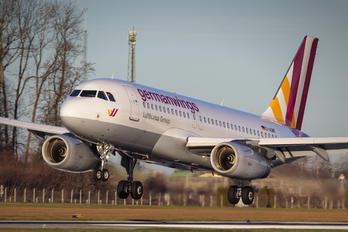 D-AGWF - Germanwings Airbus A319