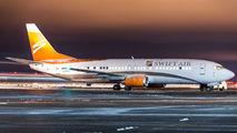 N804TJ - Swiftair Boeing 737-400 aircraft