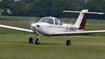 G-BNKH - Private Piper PA-38 Tomahawk aircraft