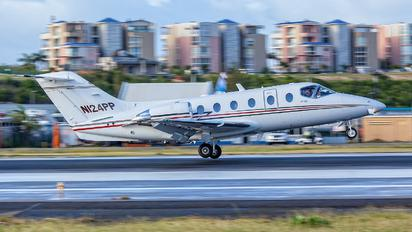 N124PP - Private Beechcraft 400A Beechjet