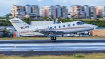 N124PP - Private Beechcraft 400A Beechjet aircraft