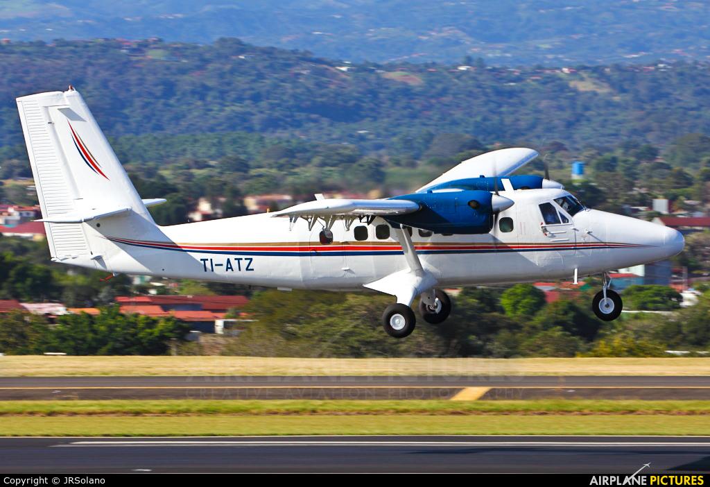ATASA TI-ATZ aircraft at San Jose - Juan Santamaría Intl