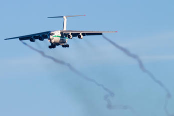 7T-WIE - Algeria - Air Force Ilyushin Il-76 (all models)