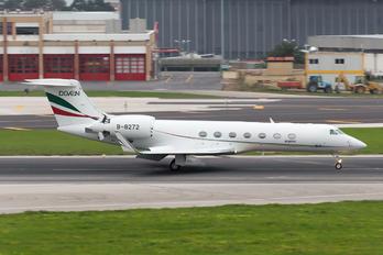 B-8272 - Private Gulfstream Aerospace G-V, G-V-SP, G500, G550