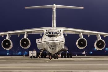 JY-JID - Jordan International Air Cargo Ilyushin Il-76 (all models)