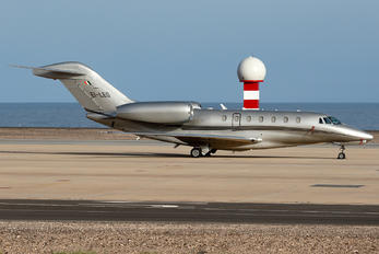 EI-LEO - Private Cessna 750 Citation X