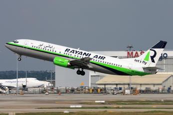 9M-RKA - Rayani Air Boeing 737-400