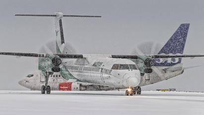 LN-WDL - Widerøe de Havilland Canada DHC-8-400Q / Bombardier Q400