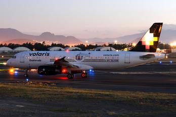 XA-VON - Volaris Airbus A320