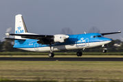 PH-LXK - KLM Cityhopper Fokker 50 aircraft