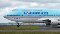 HL7473 - Korean Air Boeing 747-400 aircraft
